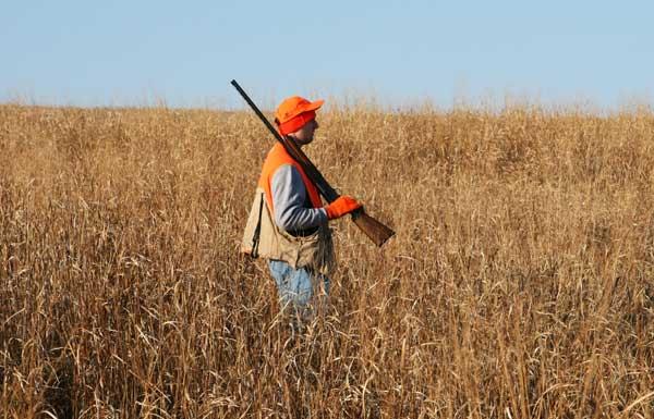 Chuck Upland Pheasant Hunt