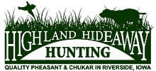 Highland Upland Hunting Preserve Iowa