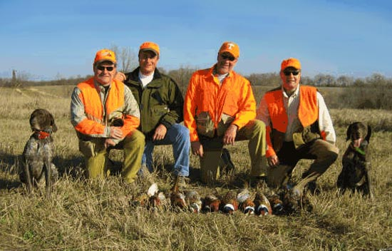 Group Hunt Photo