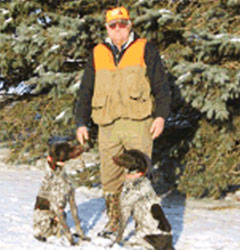 Hunting Preserve Guide Don Cross