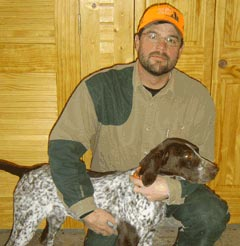 Hunting Preserve Guide Paul Ries