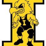 Iowa Wrestling Logo