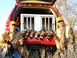 Upland Hunting Preserve Guides