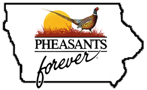 Iowa Pheasants Forever Logo