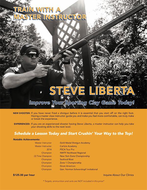 Steve Liberta Flyer