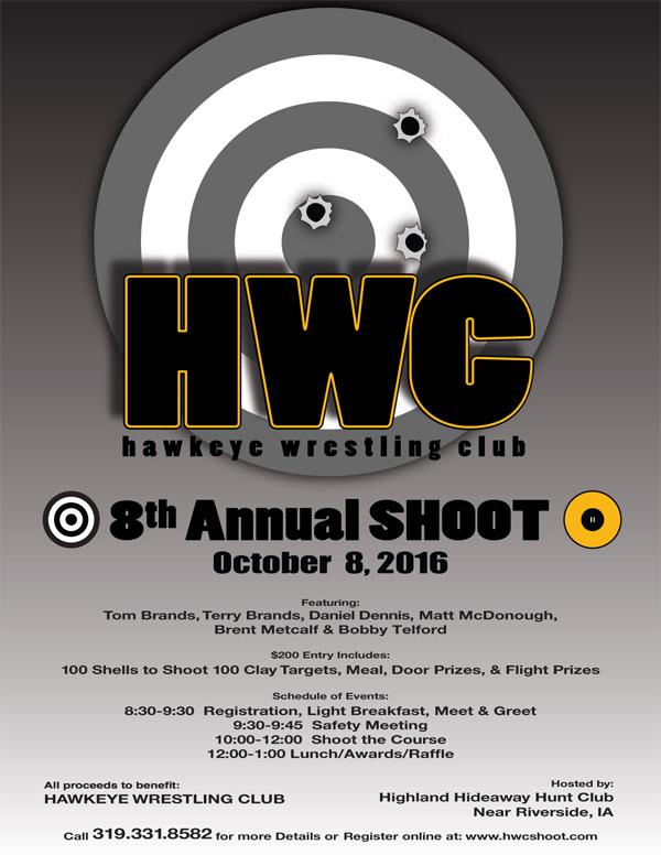 2016 HWC Shoot