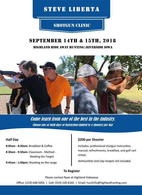 Highland Hideaway Huntingprofessional Shooting Instruction