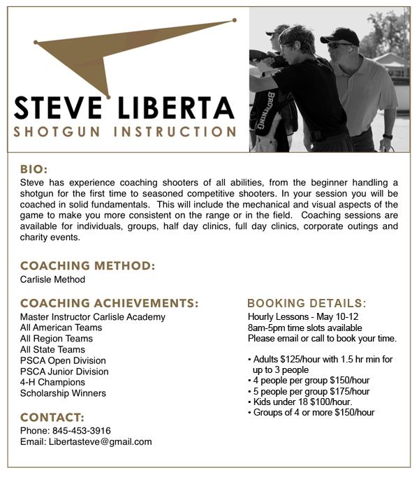 Steve Liberta Bio