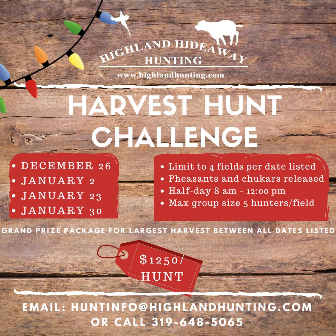 Harvest Hunt Challenge
