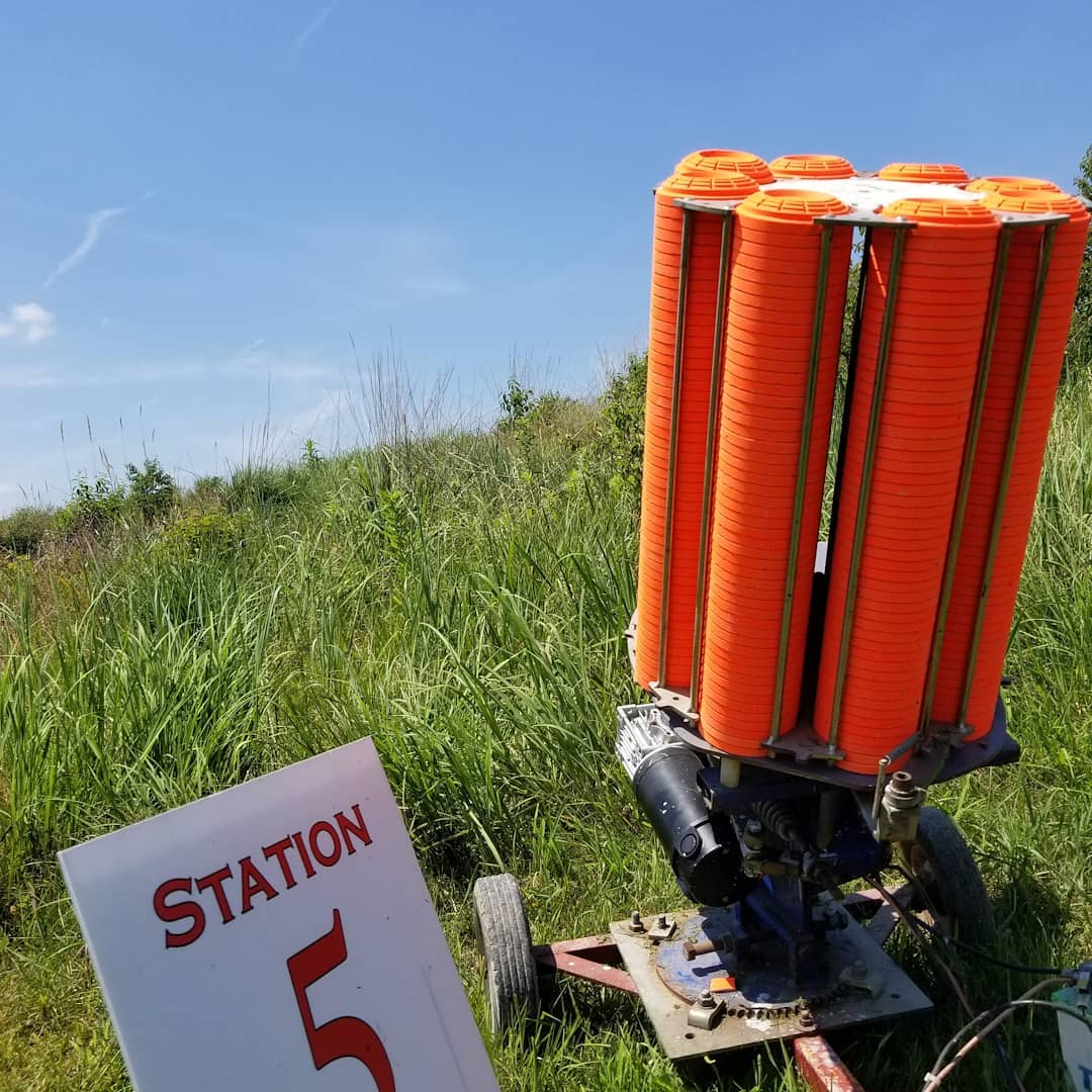 5 Stand Trap Shooting